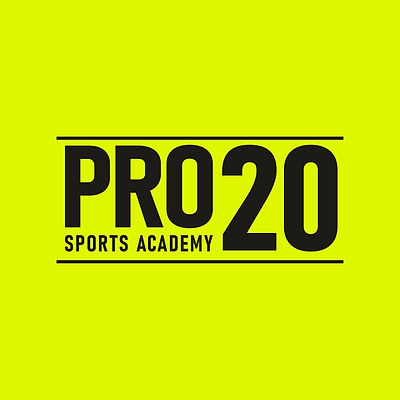 Pro 20 Sports Academy - Logo - Origional