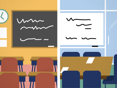 From Classrooms to Conference Rooms