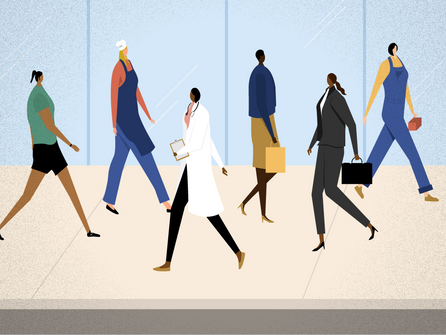 Learning from the Past: Our Nudge on Women in the Workforce