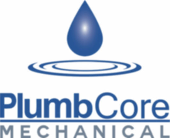 PlumbCore Mechanical logo