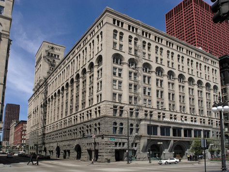 LOUIS SULLIVAN AND THE EVOLUTION OF SKYSCRAPERS