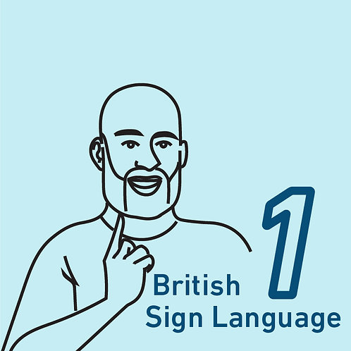 British Sign Language Chapter 1