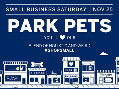 Shop Local Saturday