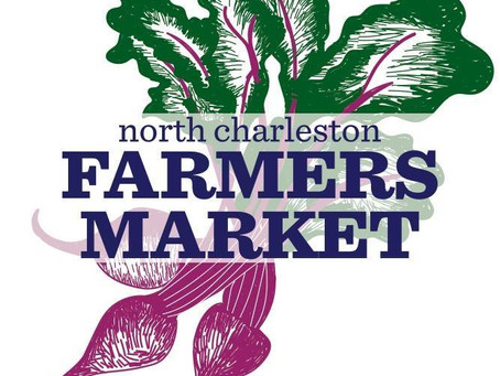Find Us at the North Charleston Farmer's Market
