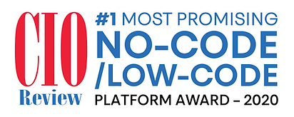 PowerSheet.ai was featured the #1 No-Code/Low-Code Platform for 2020 in CIOReview magazine. Read the article here.