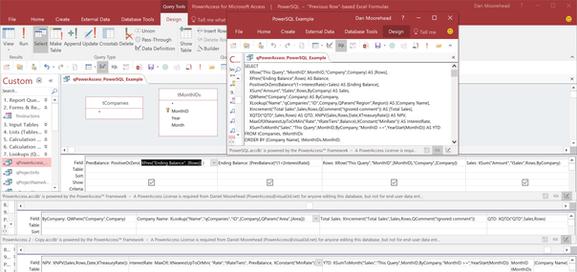 PowerAccess-Screenshot-Query Design SQL-