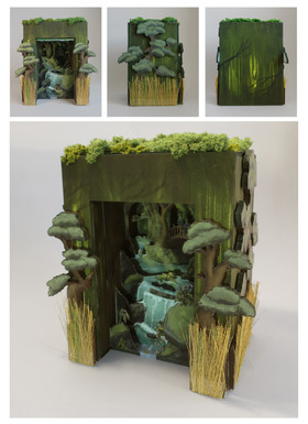Panorama Box- Forest Area