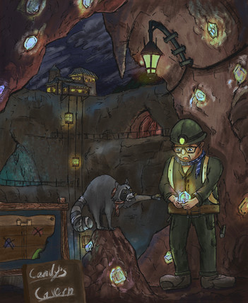 Poster of Candy's Cave
