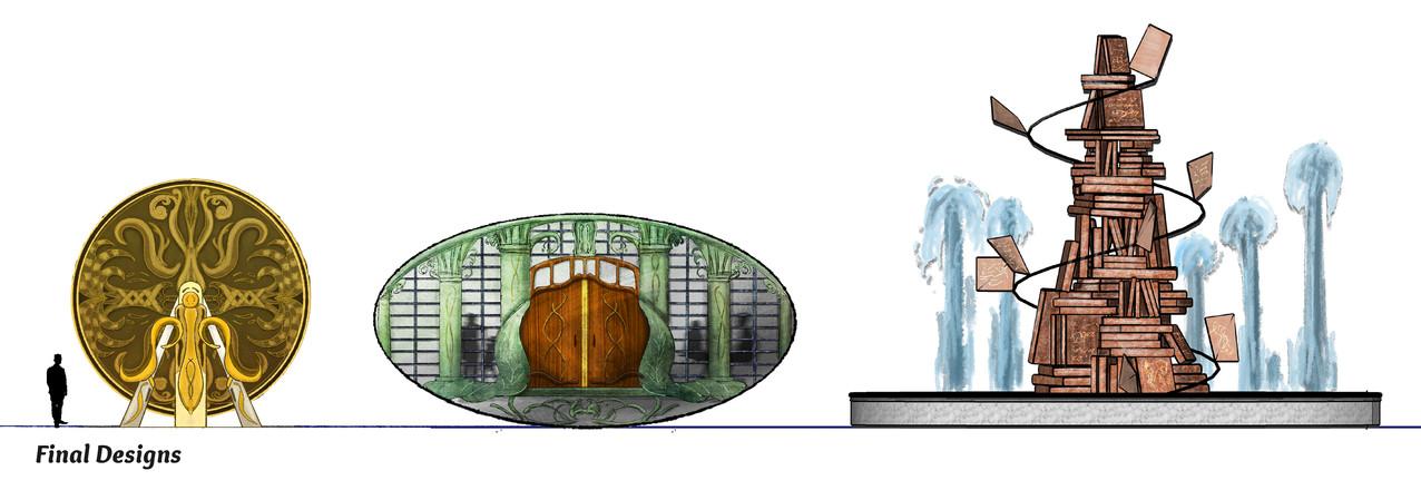 The Imaginarium (3 of 3)