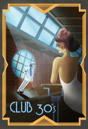 Club 30's(Restaurant)