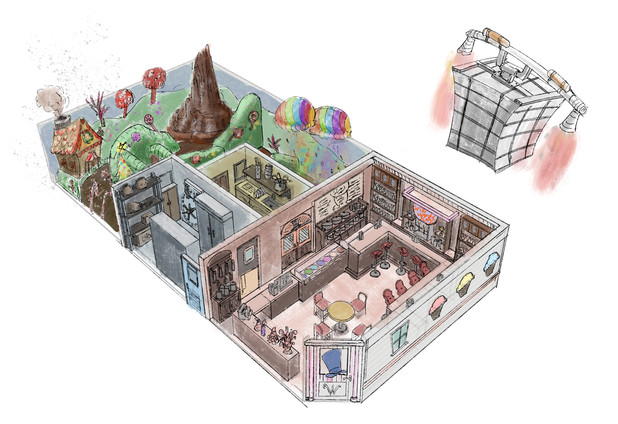 Willy Wonka's Incredible Ice Cream Shop (Final)