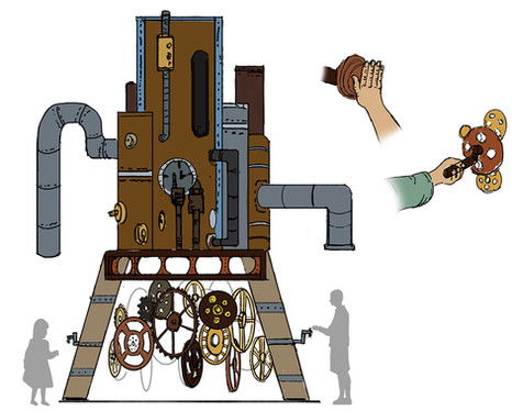 Interactive Machines 1