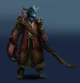 Character Design- Aron (Final)
