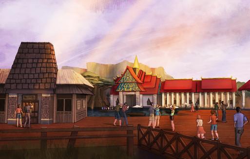 Naga's Market (Themed Area)