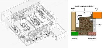 Plan and Isometric View
