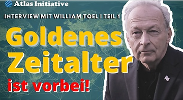 William Toel Atlas Initiative Interview Goldenes Zeitalter ist vorbei Benni Mudlack