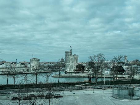 Vue imprenable sur Tours de La Rochelle