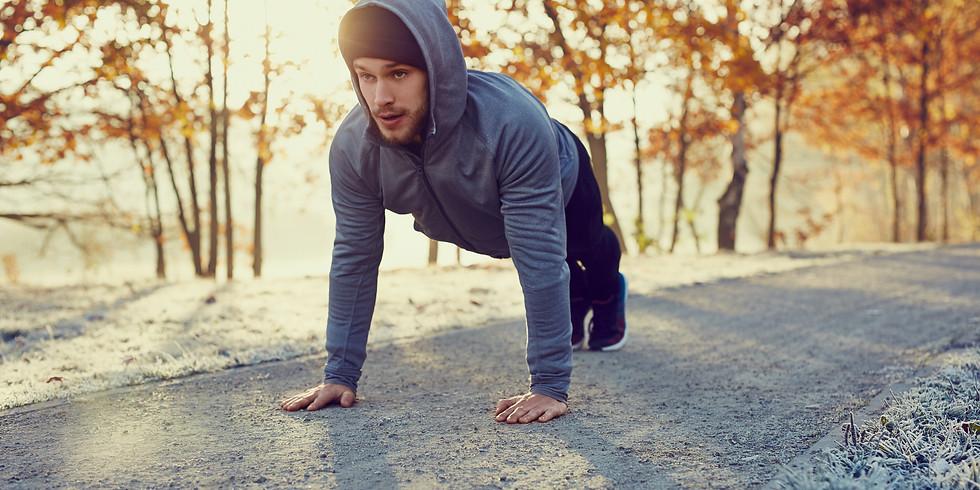 JOYFIT outdoor training
