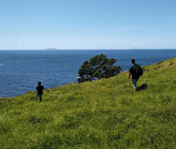 Exploring Cape Barrier