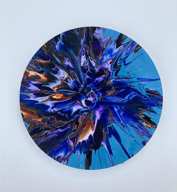 Blue Yokai