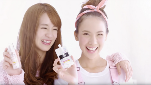 Olay Natural White Pinkish Fairness sound production