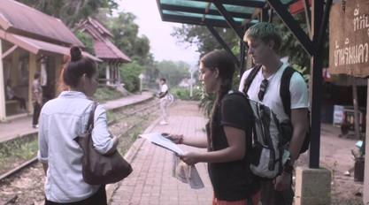 "Department of Tourism Thailand ""ช่วยกัน"" original music production"