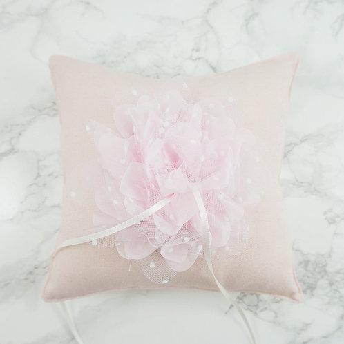 Wedding Ring Pillow, Ring Bearer, Linen Ring Cushion, Rustic Ring Bearer Pillow, Lace Ring Pillow, wedding decor, boho brides