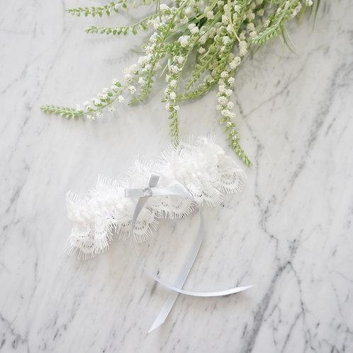 something blue lace wedding garters