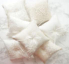 wedding ring pillow ring bearer pillow ring cushion