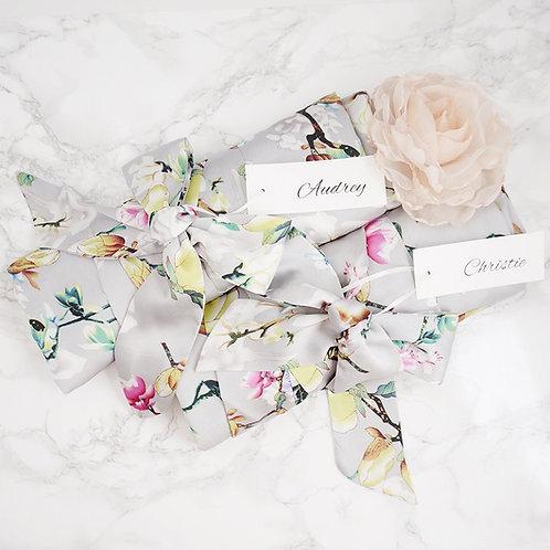 Bridesmaid Floral Robes set