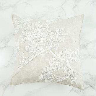 love + peony   Wedding Ring Pillows, Ring Bearer Pillows, Accessories