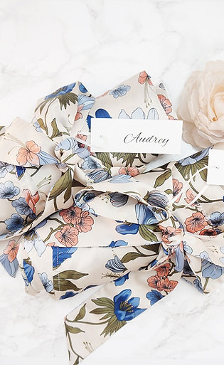 Floral Kimono Robe No.2
