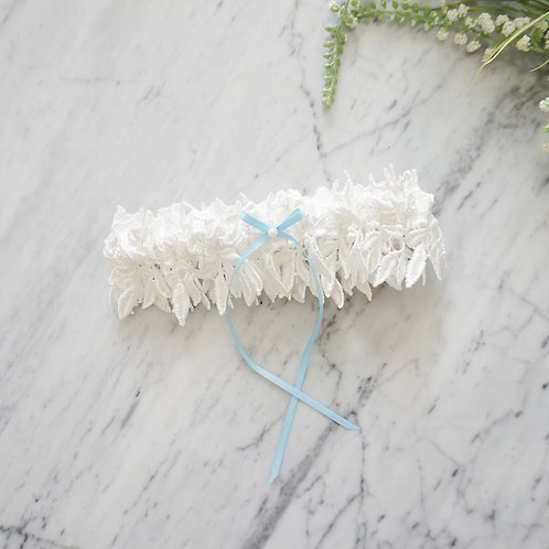 something blue lace garters