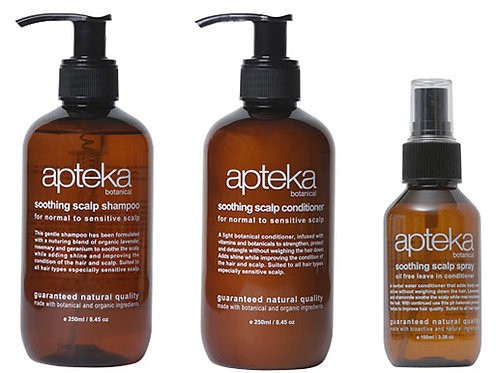 APTEKA Soothing Scalp Kit
