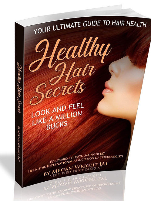 Healthy Hair, Your Ultimate guide to hair health