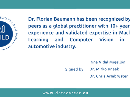Accredited: Dr. Florian Baumann