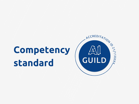 AI Guild Accreditation: Competency standards
