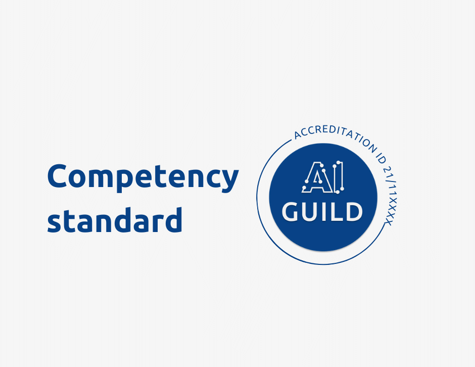 AI competency standard by the AI Guild