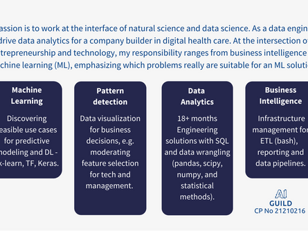 Data Engineer (m/f/d). A competency profile.