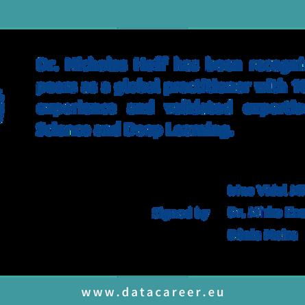 Accredited: Dr. Nicholas Hoff