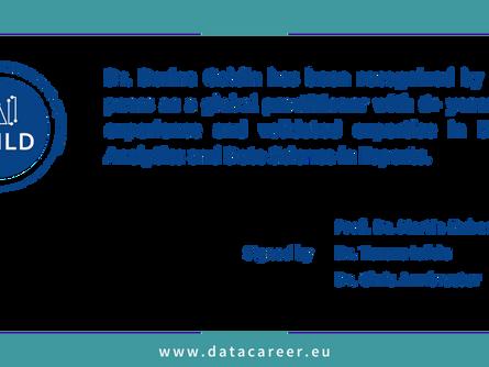 Accredited: Dr. Darina Goldin