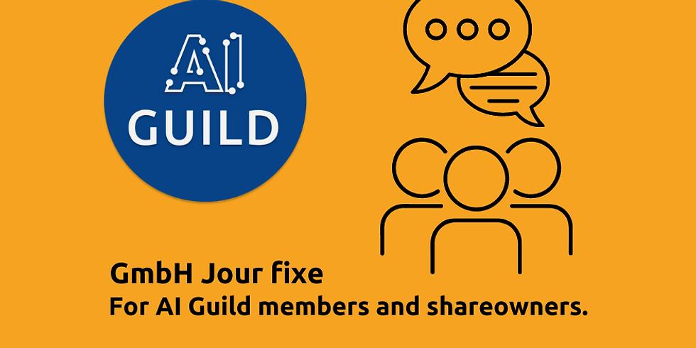 AI Guild GmbH Jour fixe