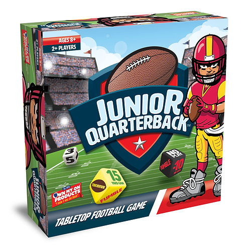 Junior Quarterback Football Board Game