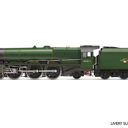 "Hornby R3855 Princess Royal 46211 ""Queen Maud"" BR"
