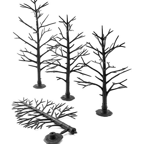 Woodland Scenics TR1123 12 Deciduous Tree Armatures