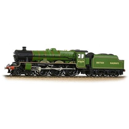 LMS 5XP 'Jubilee' 45604 'Ceylon' BR Experimental Green (British Railways)