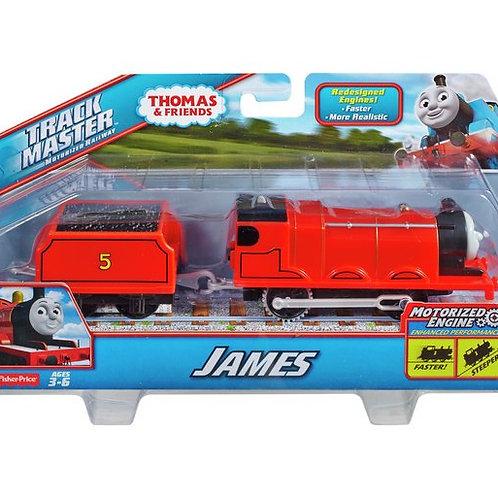 Trackmaster motorised James