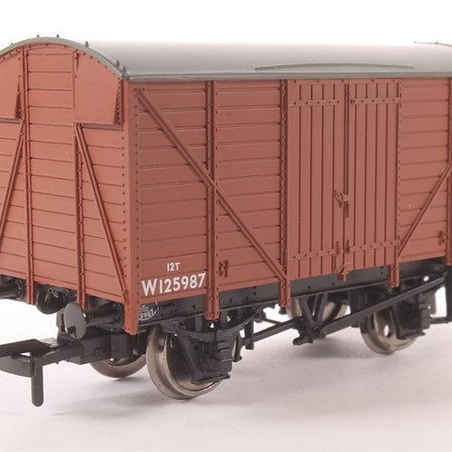 37-729B 12T Vent Van BR (WR) Bauxite