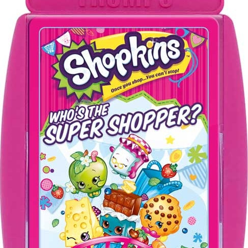 Top Trumps Shopkins pack