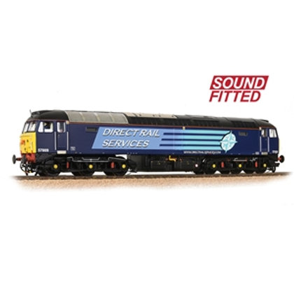 Class 57/0 57009 DRS Compass (Original - Sound Fitted)